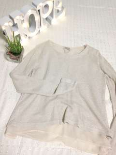 F21 Classy Knitted Top
