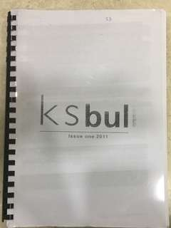 GP Essays Ksbull (2008-2012)