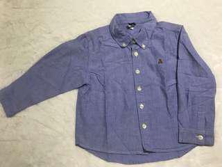 Gap long sleeves 5T