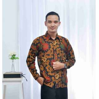 Batik Kemeja Executive