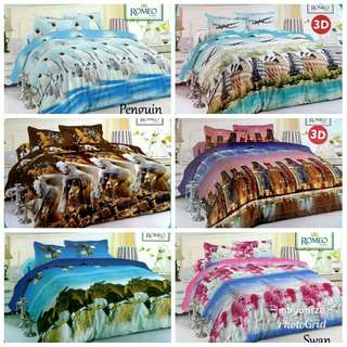 Sale! Bedcover set king size