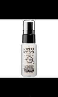 Make up for ever mist & fix setting spray 30ml