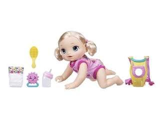 Baby Alive Baby Go Bye Bye (Blonde) Bye Bye Multi