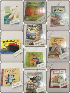 Preloved Picture Books