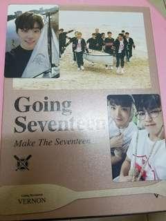 Seventeenth 3rd mini album (going steventeen)