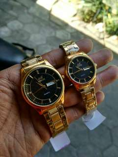 Jam rangan mirete couple original