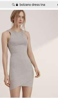 BNWT Aritzia tna Bolzano dress