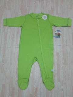 BNWT iplay Organic Cotton Terry Footie/Romper/Sleepsuit