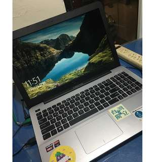 ASUS X555BP 二手電腦