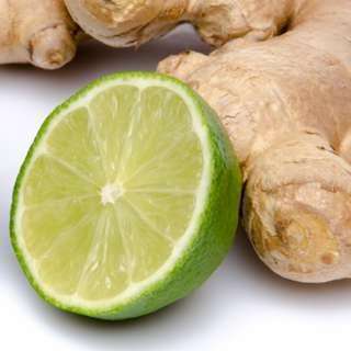 Ginger Lime Fragrance Oil