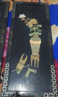 Asli koh kayu jati cina swanchi  Lebar 25cm  tinggi 60cm
