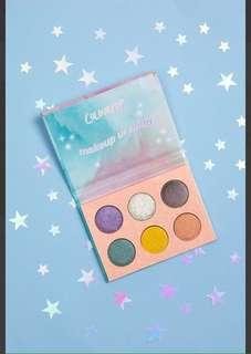 ColourPop Makeup Ur Mind Shadow Palette