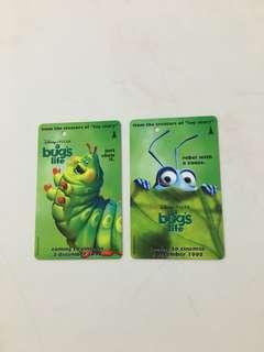 SMRT Card - Disney's PIXAR (a bug's life)