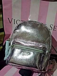 VICTORIA'S SECRET MINI BACKPACK