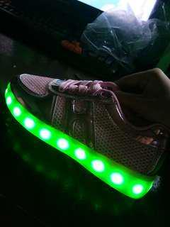 LED SHOES SIZE 38