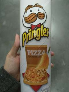 Imported Goods Pringles