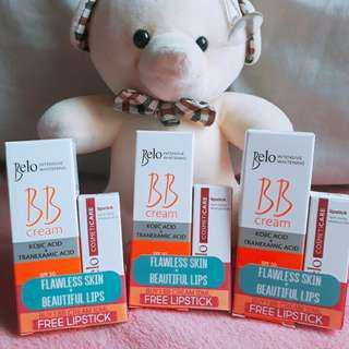 📣 [SUPER SALE!] Belo BB Cream and Lipstick Bundle 💕