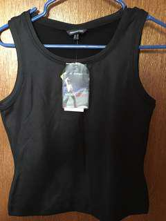Brand new crop exercise top