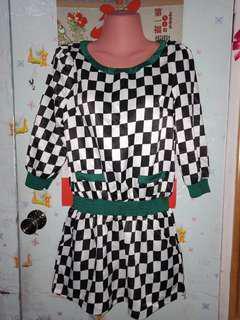 Cube dress