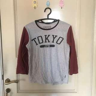 COTTON ON (long sleeve) japan tokyo