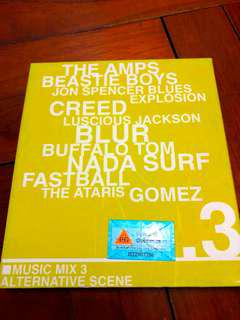 Alternative Scene Music VCD