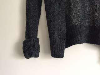 aerie wool cardigan