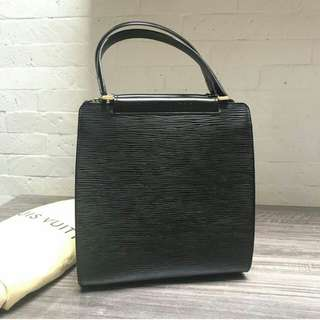 👉MURAH - LV Figari PM Epi Black 2002 #tV