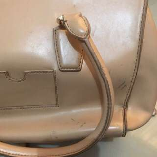 Defect tas charles and keith