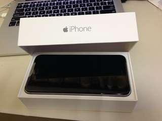 Iphone6 64gb太空灰