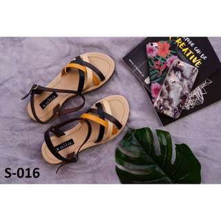 Four Band Ankle Strap S-016
