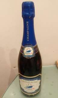 94年出產98年法國捧世界杯冠軍纪念香檳