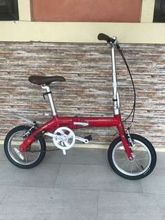 Foldable bike for sale