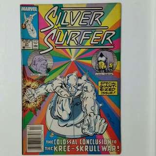 Silver Surfer No.31 comic