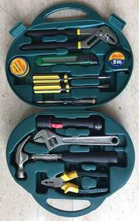 11-Piece General Tool Kit by Shell
