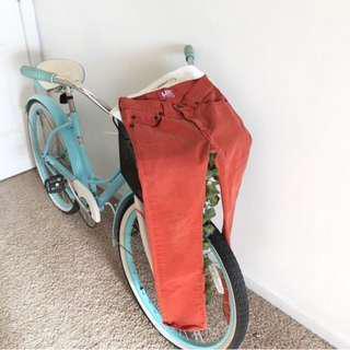 Vintage 510 Levi's (red tab)