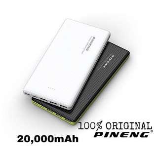 20,000mAh Power Bank 100% Original