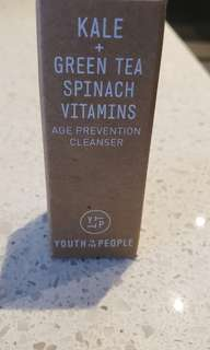 Youth for the People Kale and Spinach Cleanser