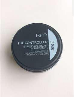 Hair wax very strong hold RPR the controller