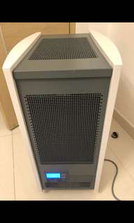 Air Purifier Bluair 550 + New Hepa filters