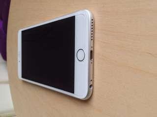 Iphone6 plus 64Gb 銀