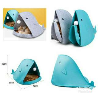 Pet bed anjing kucing portable