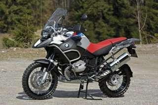 BMW Motorrad - GSA 2011