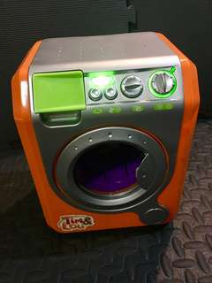 Realistic WASHING MACHINE TOY branded