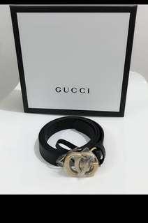 👱♀️Restock!! Authentic GUCCI GG LOGO Belt