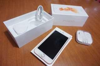 Iphone6s plus 16Gb 玫瑰金