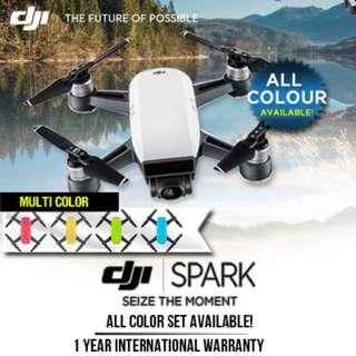 [READY STOCK]★ DJI SPARK(All Colour) ★ 2KM RANGE ★ SUPER COMPACT ★