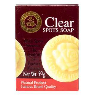 Madame Heng Clear Spots Soap (Natural)