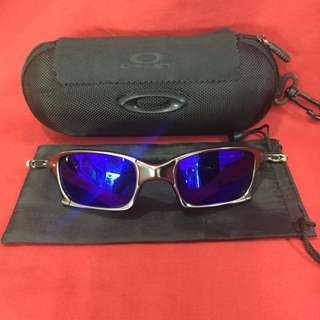 OAKLEY SQUARED METAL SHADES