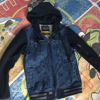 Freego Denim Jacket