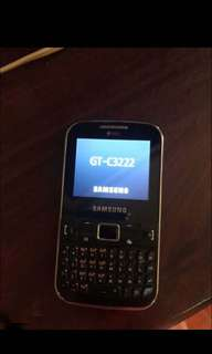 Samsung mobile phone for sale